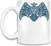 Bat Kaffee Becher