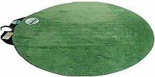 Batex Badteppich Duo-Cotton grün rund Ø100cm