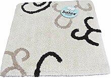 Batex WC-Vorleger Venezia natur/braun50x50 cm