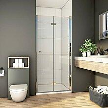 Bath-mann Duschkabine Falttür Duschtür Duschwand