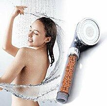 Bath Single Health Fitting Beauty Shower Wash Home Hair Hot Hose New Health Head 1 Pcs