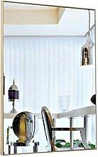Bath+ Wandspiegel Gold, Bad Schlafzimmer