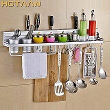 BATHAE Küche-Speicher-Halter & Racks