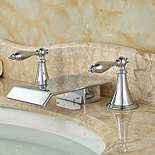 Bathaeo Waschtisch Armatur, Waschtisch, Waschbecken Und Wasserhahn, Waschbecken, Aus Kupfer