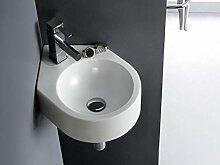 bathco–Waschbecken Eck bathco Kleine Bristol 440x 310x 120