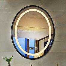 Bathroom mirror Beleuchteter Badspiegel,LED Ovaler