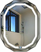 Bathroom mirror LED-beleuchteter