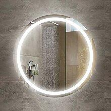 Bathroom mirror LED-beleuchteter Badspiegel Runder
