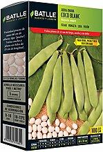 Batlle Gemüsesamen - Grüne Zwergbohne Alba (100g)