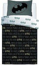 Batman für Immer Dc Comics Schwarz Bettwäsche