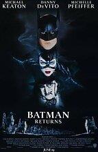 Batman Returns – Film Poster Plakat Drucken Bild