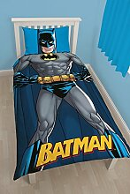 Batman Shadow Single Duvet Cover and Pillowcase Se