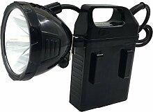 Batterie Scheinwerfer Blendung Taschenlampe