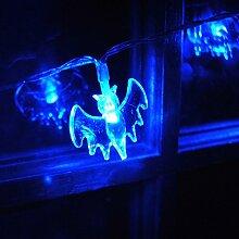 batteriebetrieben Halloween Fledermaus
