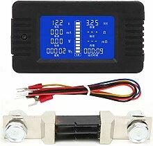 Batterietester, PZEM-015 LCD-Digitalanzeige