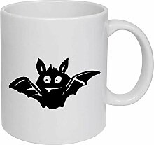 Batwing' Ceramic Mug/Travel Coffee Mug