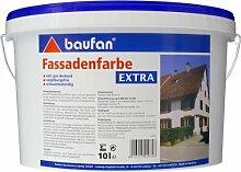 Baufan Fassadenfarbe Extra 10l