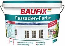 BAUFIX  Fassadenfarbe Weiß