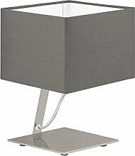 Bauhaus LED Tischleuchte Rechteckiger Schirm 480