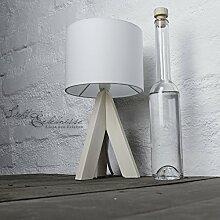 Bauhaus Stil Tischleuchte inkl. 1x 6W E14 LED 230V