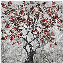Baum des Lebens Stoff Servietten Esstisch