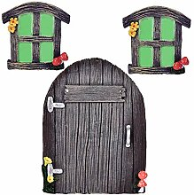 Baum Hugger Hofkunst-Dekorationen, Tür und