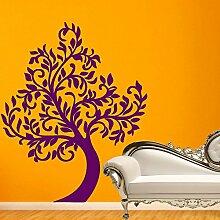 Baum-Wand-Dekor-Vinylwand-Abziehbild-Aufkleber Easy Peel & Stick - Farbe Verfügbar