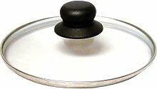 Baumalu 383711 Topfdeckel, aus Glas, Rand aus
