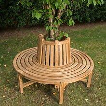 Baumbank Lisa aus Teak Garten Living