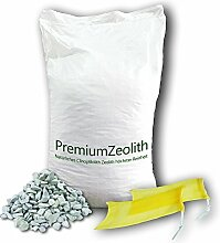 baumgrün 5 kg ZEOLITH 5-8 mm +2 Filtersäcke