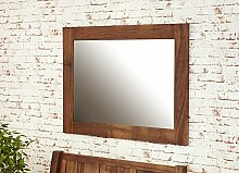 Baumhaus Mayan Walnuss medium Spiegel