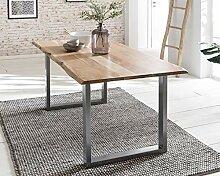 Baumkanten-Tisch Salito 120x80 cm | Esszimmertisch