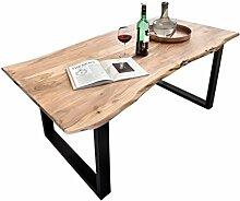 Baumkanten-Tisch Salito 120x80 cm   Esszimmertisch