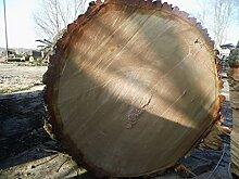 Baumscheibe, Holzscheibe, ca. 120 x 5 cm, basteln,