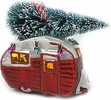 Baumschmuck Wohnwagen - Baumkugel Caravan,
