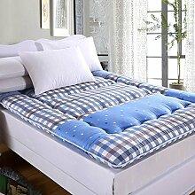 baumwoll-matratze/falt-matratze/dicke matratze/doppelte tatami matratze/baumwolle matte-A 150*200cm(59x79inch)