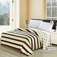 Baumwoll-quilt cover one-piece quilt cover bett lining nicht verblassen-A 200x230cm(79x91inch)
