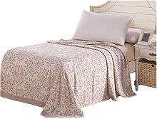 Baumwolle braun Muster Single Einfache und moderne