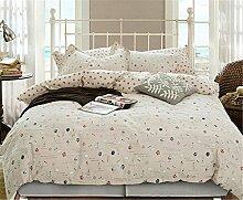 Baumwolle Cartoon Bettwäsche Set/Kinder und