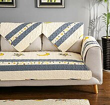 Baumwolle Couch Sofa Überwürfe, Atmungsaktive