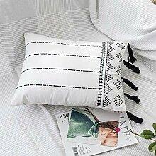 Baumwolle Gaze Schleifkissen Kissenbezug exquisite