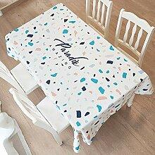 Baumwolle Leinen Tischdecke Für Küche