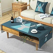Baumwolle und Leinen Hause Wohnzimmer Tischdecke