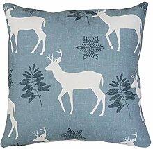 Baumwolle und Leinen Kissenbezug Sofa Kissenbezug