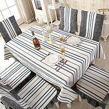 Baumwolle Und Leinen Tischdecke Europäischen