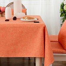 Baumwolle und Leinen Tischdecken/Tuch/ moderne