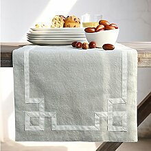 BaumwolleTischläufer/Tischdecken/Tisch/BettRenner/Tischdeckedecke/Tisch/Tischdecken-A34x180cm(13x71inch)