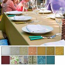 Baumwolltischdecke Tischdecke Gartentischdecke