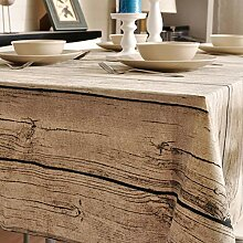 Baumwolltuch Tischdecke, atmungsaktive