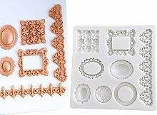 Bausteine Silikon Fondant Form geeignet Lego Form